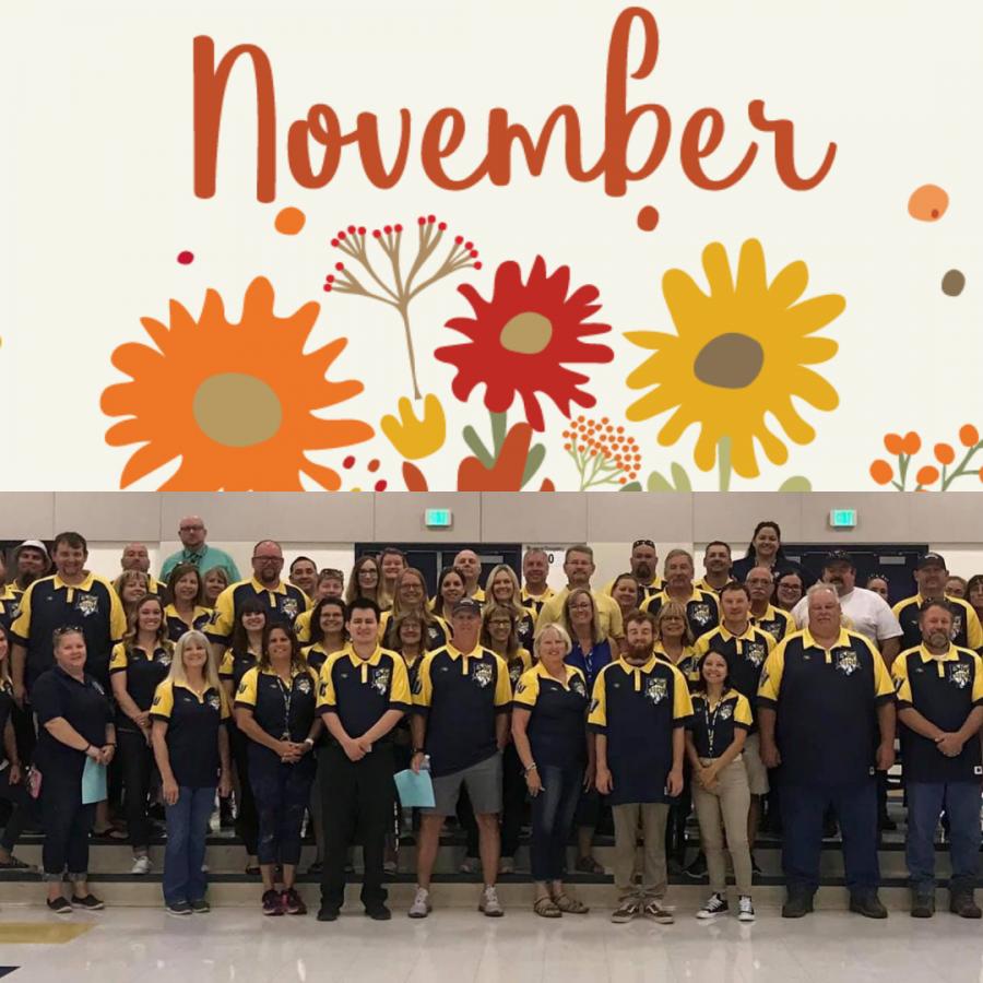 November Staff Highlight