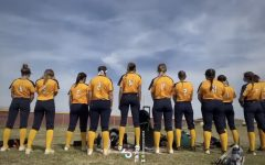 The Varsity softball team played Mira Monte on 3.20.21.