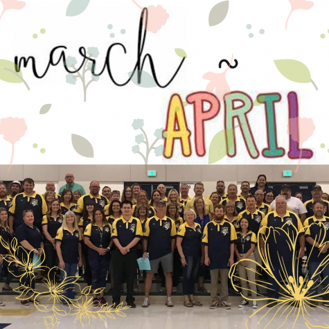 March-April Staff Highlight