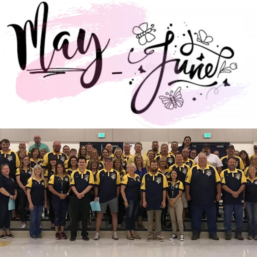 May-June Staff Highlight